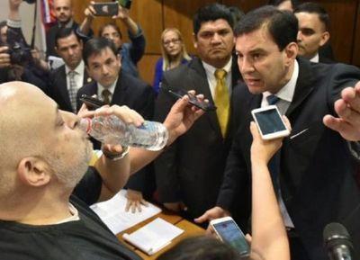 Se terminó el recreo: Payo y Riera se reincorporan al Senado