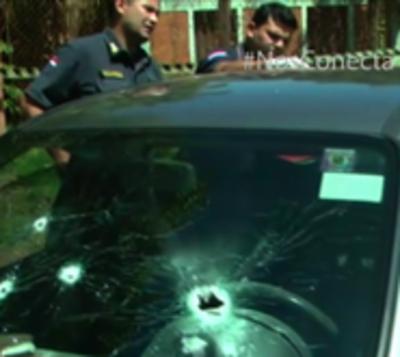 A escopetazos asaltan a dos personas en Ciudad del Este