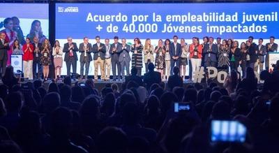 Nestlé reafirma compromiso con el acceso al empleo juvenil en el Mercosur