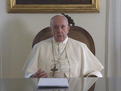 "Papa pide ""verdadera voluntad política"" sobre crisis climática"