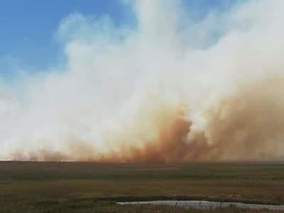 Otro incendio de gran magnitud en Misiones