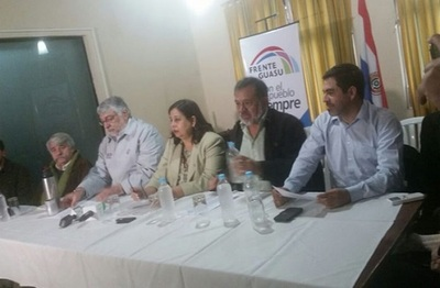 Frente Guasú insistirá este jueves con Derogación del acuerdo Macri-Cartes