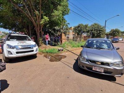 Fallece guardia baleado por asaltantes en Ciudad del Este