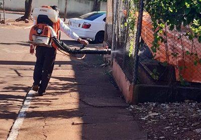 Municipalidad de CDE podrá realizar fumigaciones luego de 15 años