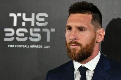 Lionel Messi es el nuevo The Best
