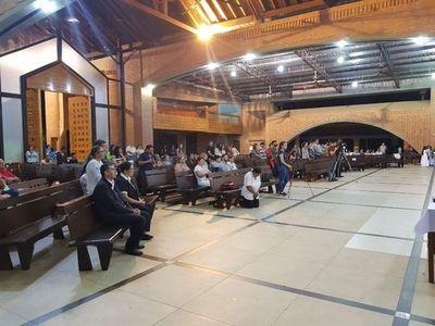 Lanzan programa por fiesta patronal en Tupãrenda