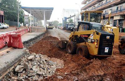 Contraloría General pide informes al MOPC tras el fallido proyecto de Metrobús