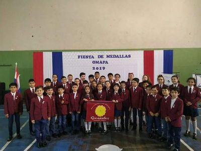 Encarnacenos se destacan en olimpiadas de matemáticas