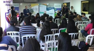 Turismo Joven y Creativo llegó a Cordillera para dar posibilidades de negocios a los emprendedores de la zona
