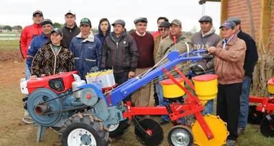 Productores de Ñeembucú resaltan apoyo del Gobierno