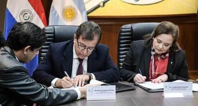 EBY y la Secretaría de Deportes firmaron Convenio de Cooperación Interinstitucional