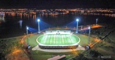 Nuevo estadio de Encarnación postulará para ser sede del Mundial 2030