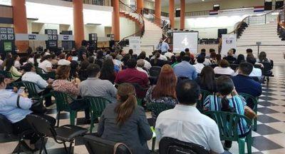 Tributación desarrolla capacitaciones en San Lorenzo