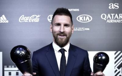 HOY / Messi gana su primer The Best