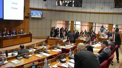 Senado trataría pedido de desafuero de Zacarías Irún en sesión extra