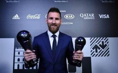 Messi es el nuevo The Best