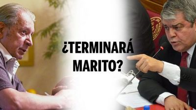 Mario Abdo, en el Gobierno pero sin poder
