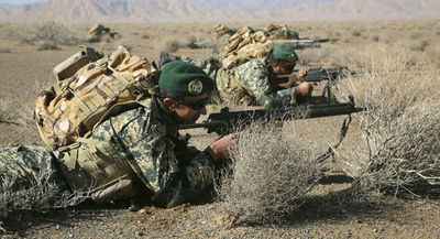 """Irán amenaza con una """"guerra sin cuartel"""" si EEUU arremete contra ellos"""