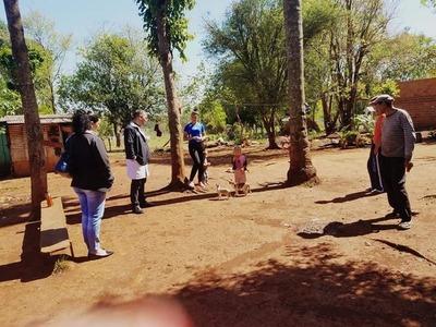 En Santa Rita, recurren a la Codeni para facilitar vacunación de niños