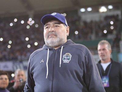Gimnasia de Maradona cae ante Talleres y suma su segunda derrota