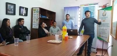 CONACYT visitó incubadoras de empresas patrocinantes de emprendimientos del interior del país