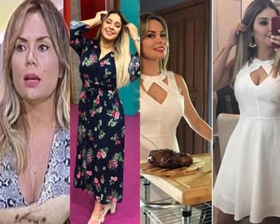 Dahiana y Fátima aparecen con el mismo vestido