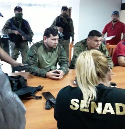Allanamientos simultáneos: caen 9 jefes policiales sospechosos de cubrir a narcos