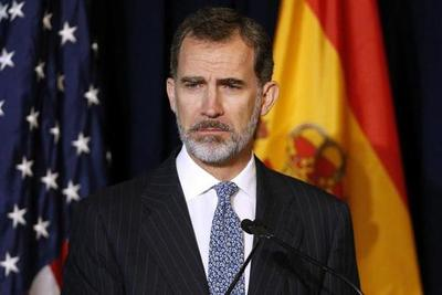 Rey Felipe disuelve Parlamento de España y convoca a elecciones generales