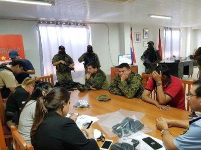 Con operativo Dignidad desnudan infiltración narco en filas policiales