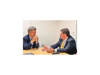 Llano hace lobby con Sachs para que asesore a Paraguay