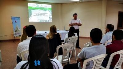 Catastro lleva adelante capacitaciones técnicas en Itapúa
