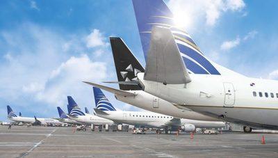 Volumen de carga aérea cayó un 11% en agosto