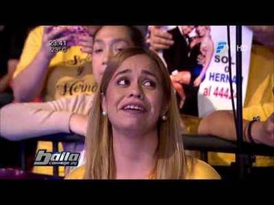 Sole Cardozo arrasó en el telefónico del Baila Conmigo Paraguay