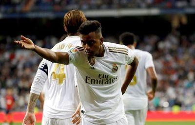 Real Madrid regresa a la cima