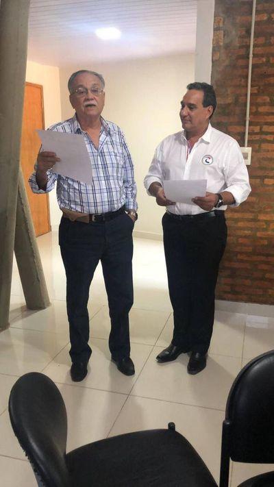 """""""Correligionario"""" del gobernador de Central es el nuevo director de la Casona Julio Correa"""
