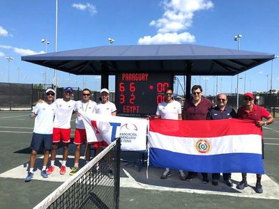 Paraguay tumba a sus rivales
