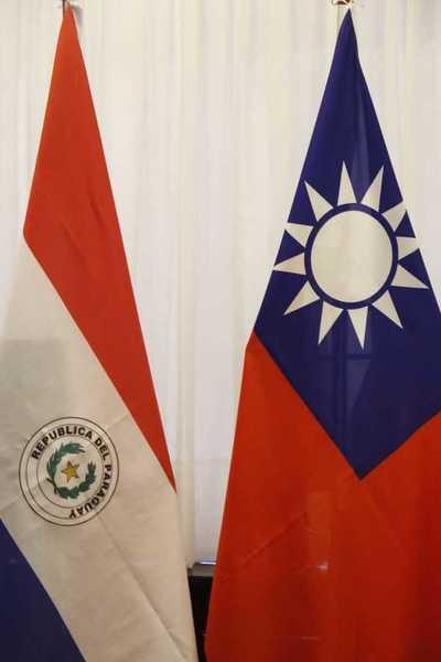 Taiwán expresa postura sobre interés de Paraguay en exportar productos al mercado chino
