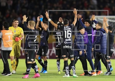 Independiente del Valle tumba a Corinthians y avanza a su segunda final