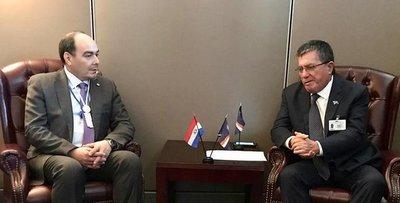 Paraguay y las Islas Marshalls establecieron relaciones diplomáticas