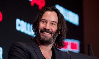 Keanu Reeves dio un adelanto de lo que podemos esperar en The Matrix 4