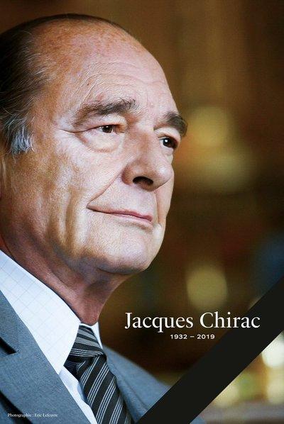 Murió Jacques Chirac, ex presidente de Francia