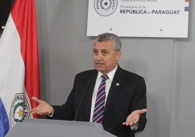 Senado aprobó interpelación al ministro del Interior