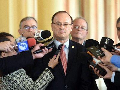 Senado confirma a Bergen en Itaipú