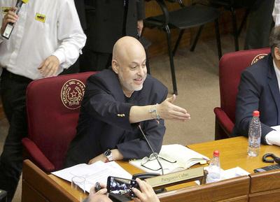"""Payo a Calé: """"Él no es gratis, el cobra, yo pido clemencia para el senador"""""""