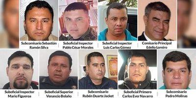 """POLICÍAS """"PECHEABAN"""" COIMAS A NARCOS HASTA PARA EL BAÑO DE LA COMISARÍA"""