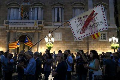 """Separatistas catalanes fueron arrestados por """"terrorismo"""""""