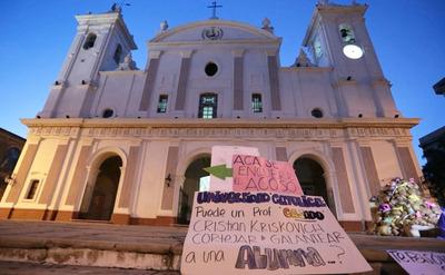 Realizarán protesta contra el acoso frente a la Catedral