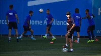 HOY / Los secretos de la preparación del Barça, al descubierto en una ministerie