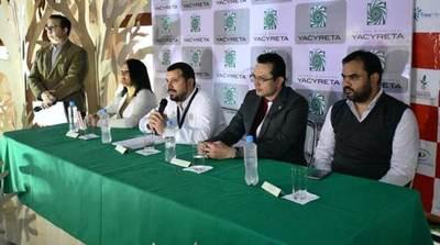 Presentan en conferencia de prensa clínicas móviles que posibilitarán 50 cirugías en Ñeembucú