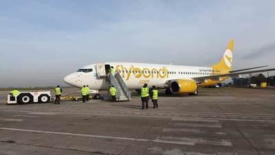 Debido a la restricción en el Aeropuerto El Palomar, Flybondi ajusta sus horarios